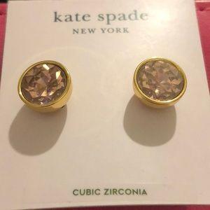 Kate Spade Reflecting Pool Earrings NWT